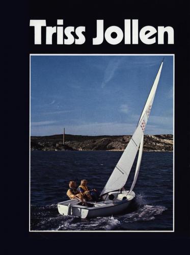 JOFA Volvo Sportbåtar Triss jollen 0049