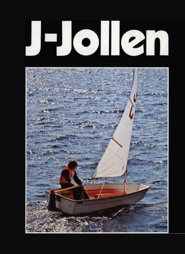 JOFA Volvo Sportbåtar J-jollen 0050