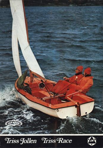 JOFA Volvo Sportbåtar ABC Triss 0649