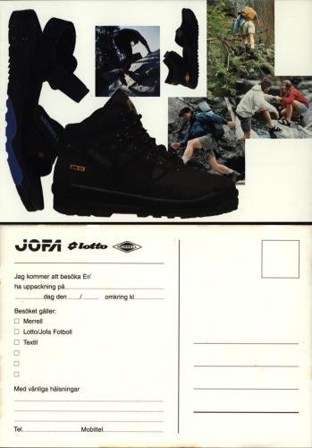 JOFA Volvo Träningskläder & skor Jofa kort uppackning 0225