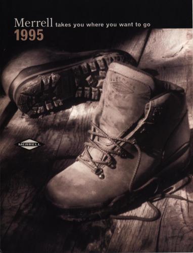 JOFA Volvo Träningskläder & skor Merrell skor 1995 0235