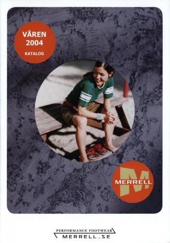 JOFA Volvo Träningskläder & skor Merrell våren 2004 0311