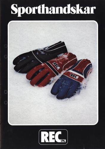 Jofama REC Handskar 0402