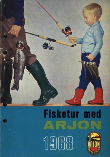 Arjon Fisketur med Arjon 1968
