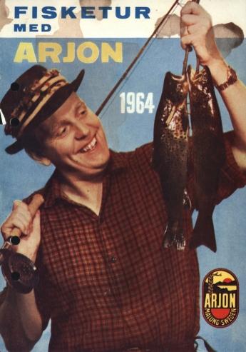 Arjon Fisketur med Arjon 1964