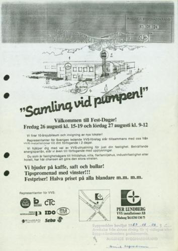 1983 10årsjubileum