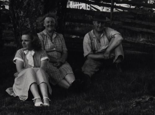 1951 Elvy, Här Gottfrid och Ingeborg