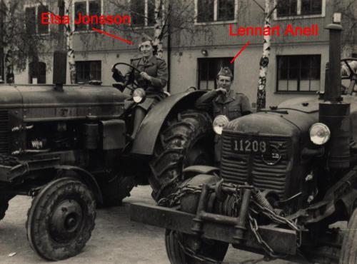 1952 Bilkåren 14