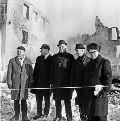 1966 JOFA-branden