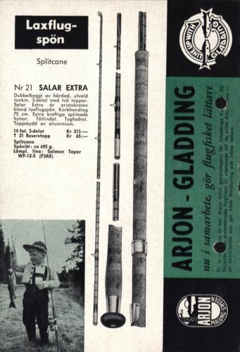 Arjon Fisketur med Arjon 1962 Sid26