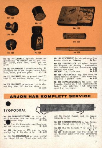Arjon Fisketur med Arjon 1962 Sid33