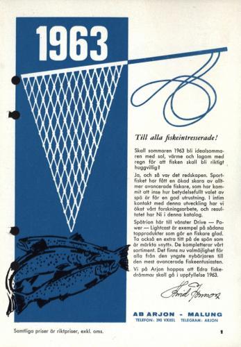 Arjon Fisketur med Arjon 1963 Blad03
