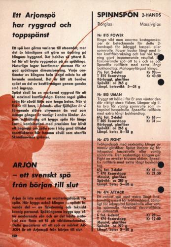 Arjon Fisketur med Arjon 1963 Blad14