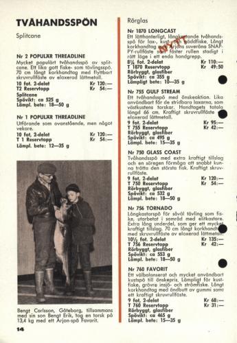 Arjon Fisketur med Arjon 1963 Blad16