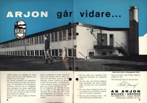 Arjon Fisketur med Arjon 1968 Blad02