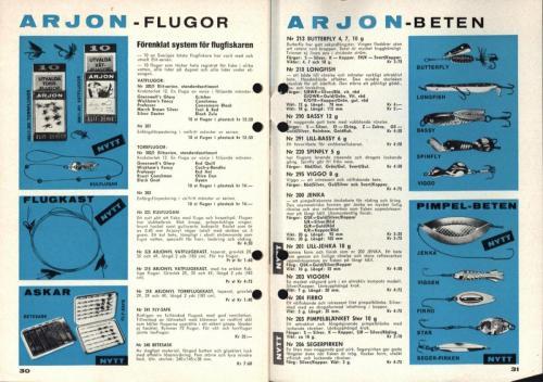 Arjon Fisketur med Arjon 1968 Blad16