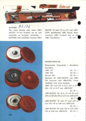 Arjon Napp och nytt 1962 Blad102