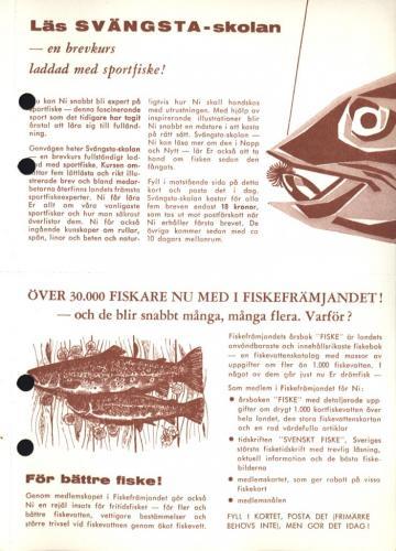 Arjon Napp och nytt 1962 Blad111