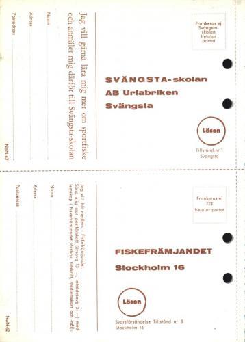 Arjon Napp och nytt 1962 Blad112