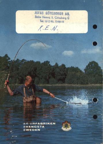Arjon Napp och nytt 1962 Blad114