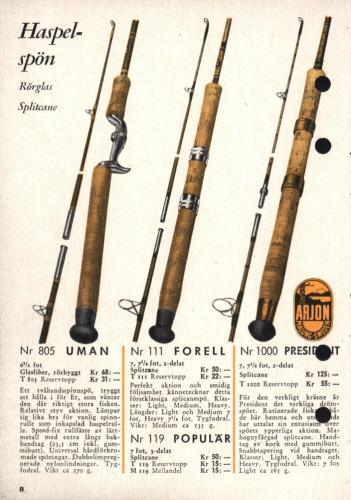 Arjon På fisketur med Arjon 1959 sid 10