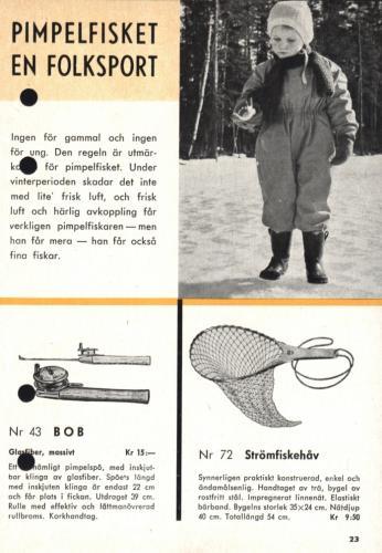 Arjon På fisketur med Arjon 1960 Blad26