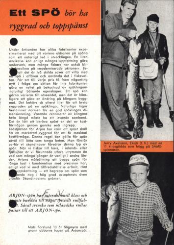 Arjon På fisketur med Arjon 1961 sid06