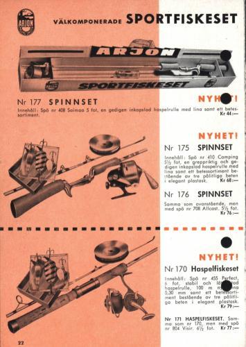 Arjon På fisketur med Arjon 1961 sid25
