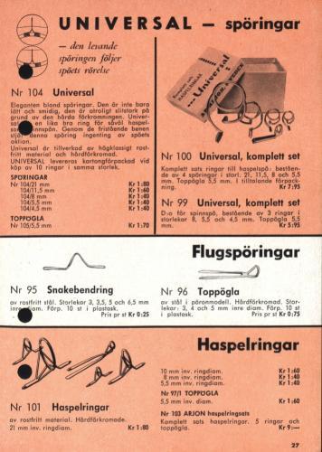 Arjon På fisketur med Arjon 1961 sid30