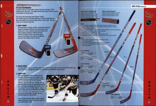 CCM Jofa hockey equipment 2004 Blad10
