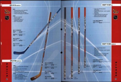CCM Jofa hockey equipment 2004 Blad11