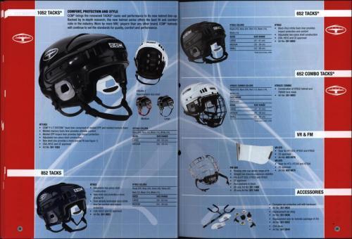 CCM Jofa hockey equipment 2004 Blad15