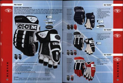 CCM Jofa hockey equipment 2004 Blad16