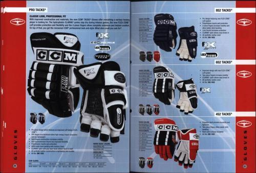CCM Jofa hockey equipment 2004 Blad16
