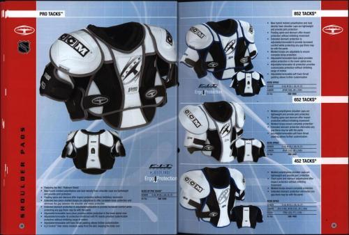 CCM Jofa hockey equipment 2004 Blad17