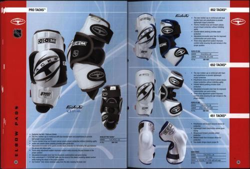 CCM Jofa hockey equipment 2004 Blad18