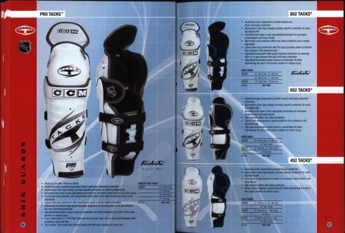 CCM Jofa hockey equipment 2004 Blad19