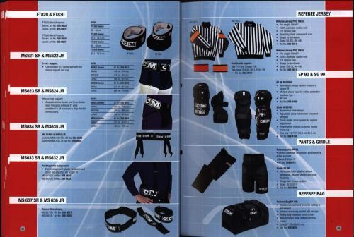 CCM Jofa hockey equipment 2004 Blad21