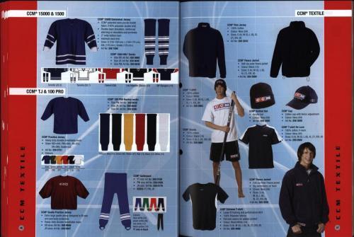 CCM Jofa hockey equipment 2004 Blad24