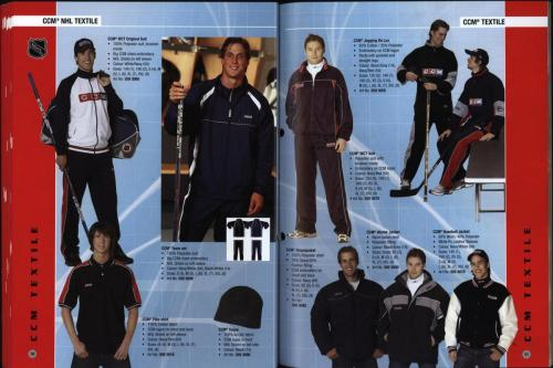 CCM Jofa hockey equipment 2004 Blad26