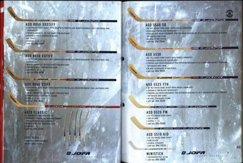 CCM Jofa hockey equipment 2004 Blad29