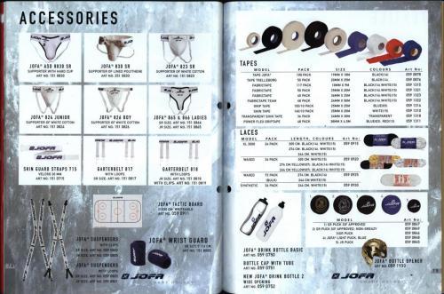 CCM Jofa hockey equipment 2004 Blad40