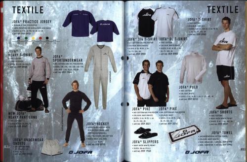 CCM Jofa hockey equipment 2004 Blad41