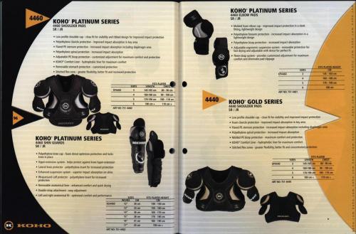 CCM Jofa hockey equipment 2004 Blad49