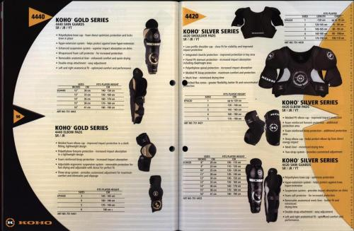 CCM Jofa hockey equipment 2004 Blad50