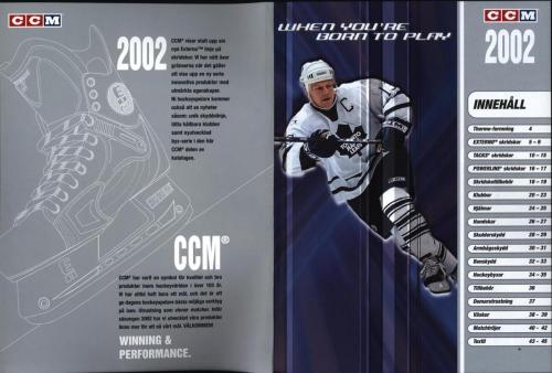 Ccm jofa koho hockeyutrustning 2002 Blad01