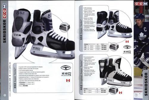 Ccm jofa koho hockeyutrustning 2002 Blad06