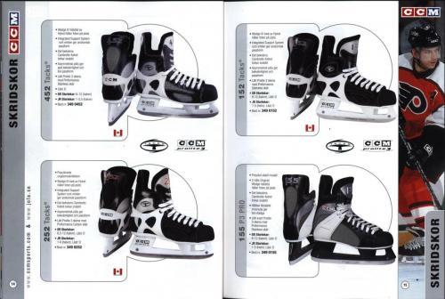 Ccm jofa koho hockeyutrustning 2002 Blad07
