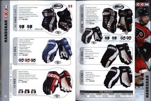 Ccm jofa koho hockeyutrustning 2002 Blad13