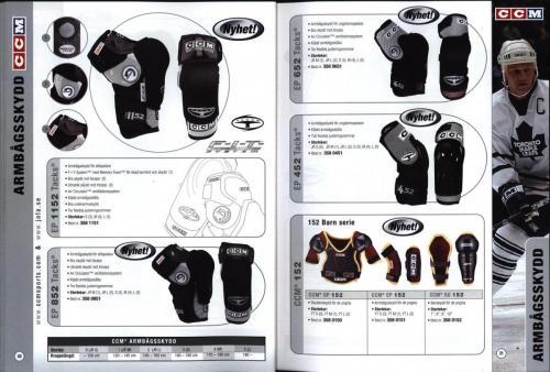 Ccm jofa koho hockeyutrustning 2002 Blad15